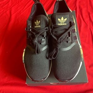 NWT Adidas NMD_R1 Shoes (Size: M9/W10)